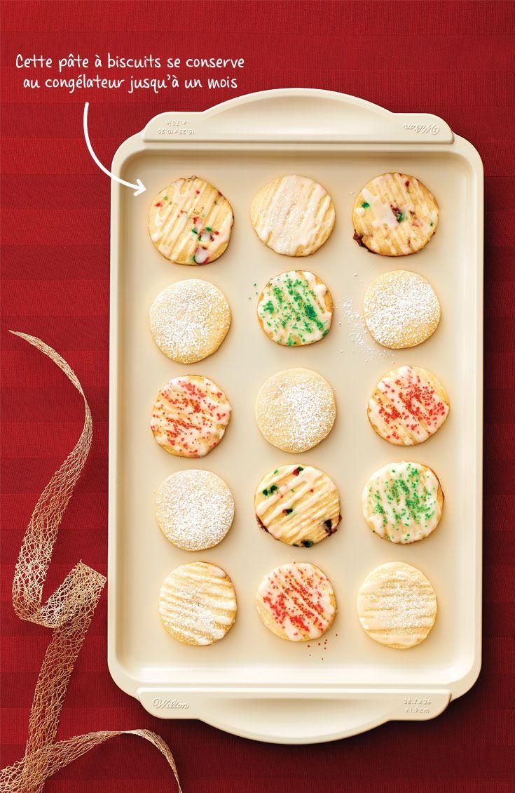 un dessert vite fait préparez cette pâte à biscuits et conservez