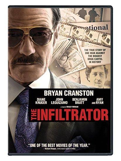 Bryan Cranston & Diane Kruger & Brad Furman-The Infiltrator