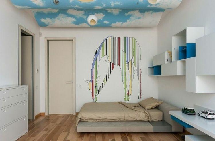 Kinderzimmer Deko mit diesen 18 kreativen Bastelideen - deko kinderzimmer