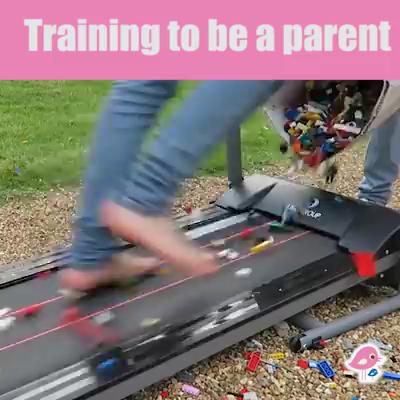 Training to be a parent (credit: ChirpyMom) https://video.buffer.com/v/57dd80178930443f03e7d396