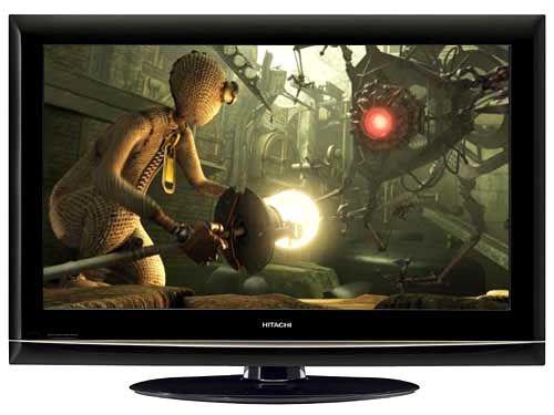 Hitachi P42e102a Multisystem Plasma Tv For 110 240 Volts Plasma Tv Tv Hitachi