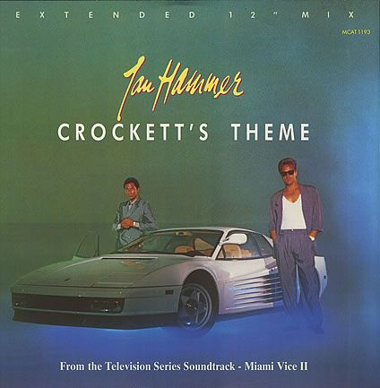 Jan Hammer And His Masterpiece Crockett S Theme From Miami Vice Miami Vice Positive Music Soundtrack Music