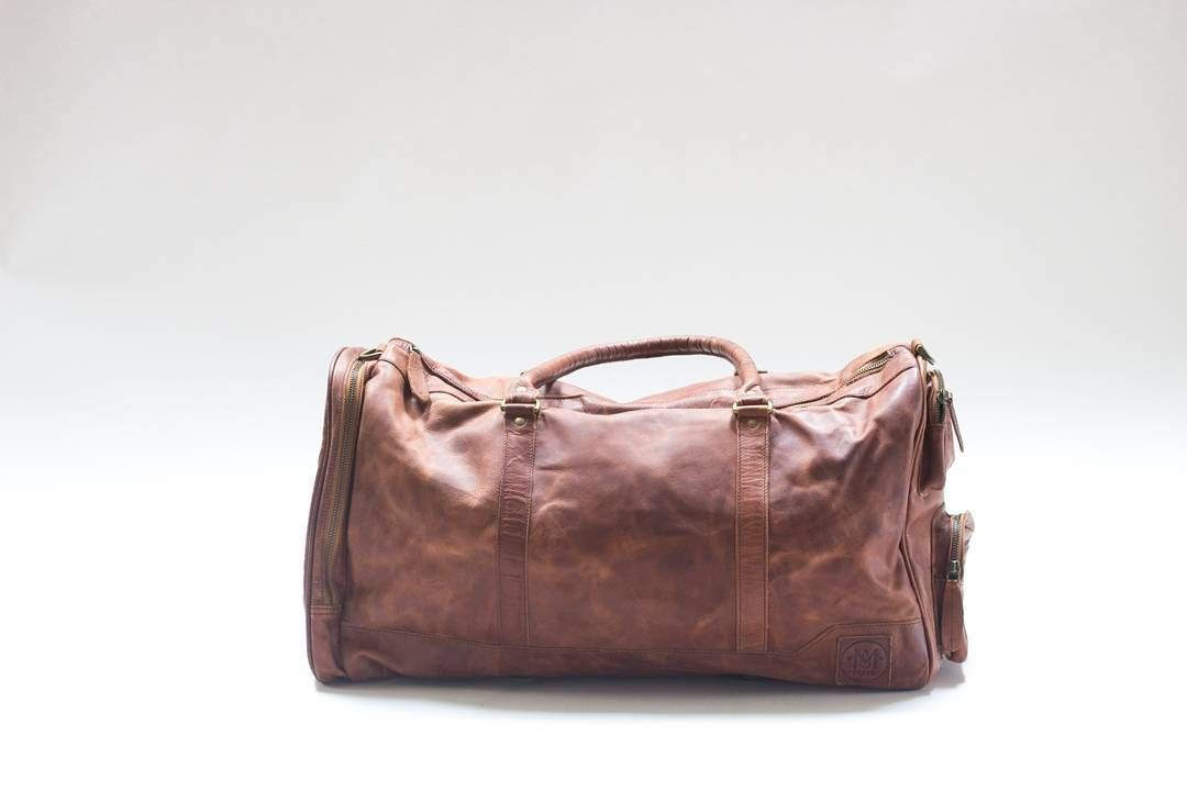 The Columbus Holdall/Duffle - yours from $111! - compact and easy to carry yet deep enough to maximise capacity
