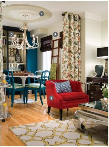 Jewel Brissac Candice Olson Love The Curtains In Gap Of Room My Den