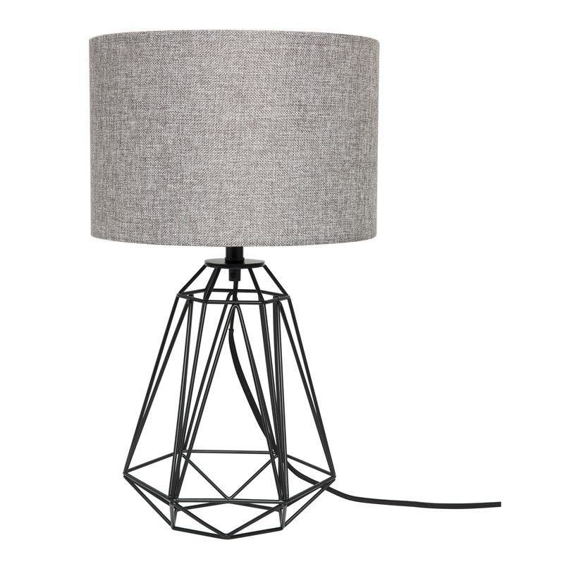 Find brilliant lighting 500mm black soren table lamp at bunnings warehouse visit your local store