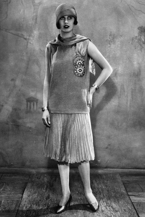 Modetrends Im Wandel 20 е 50er Jahre Mode Frauen 20er Jahre