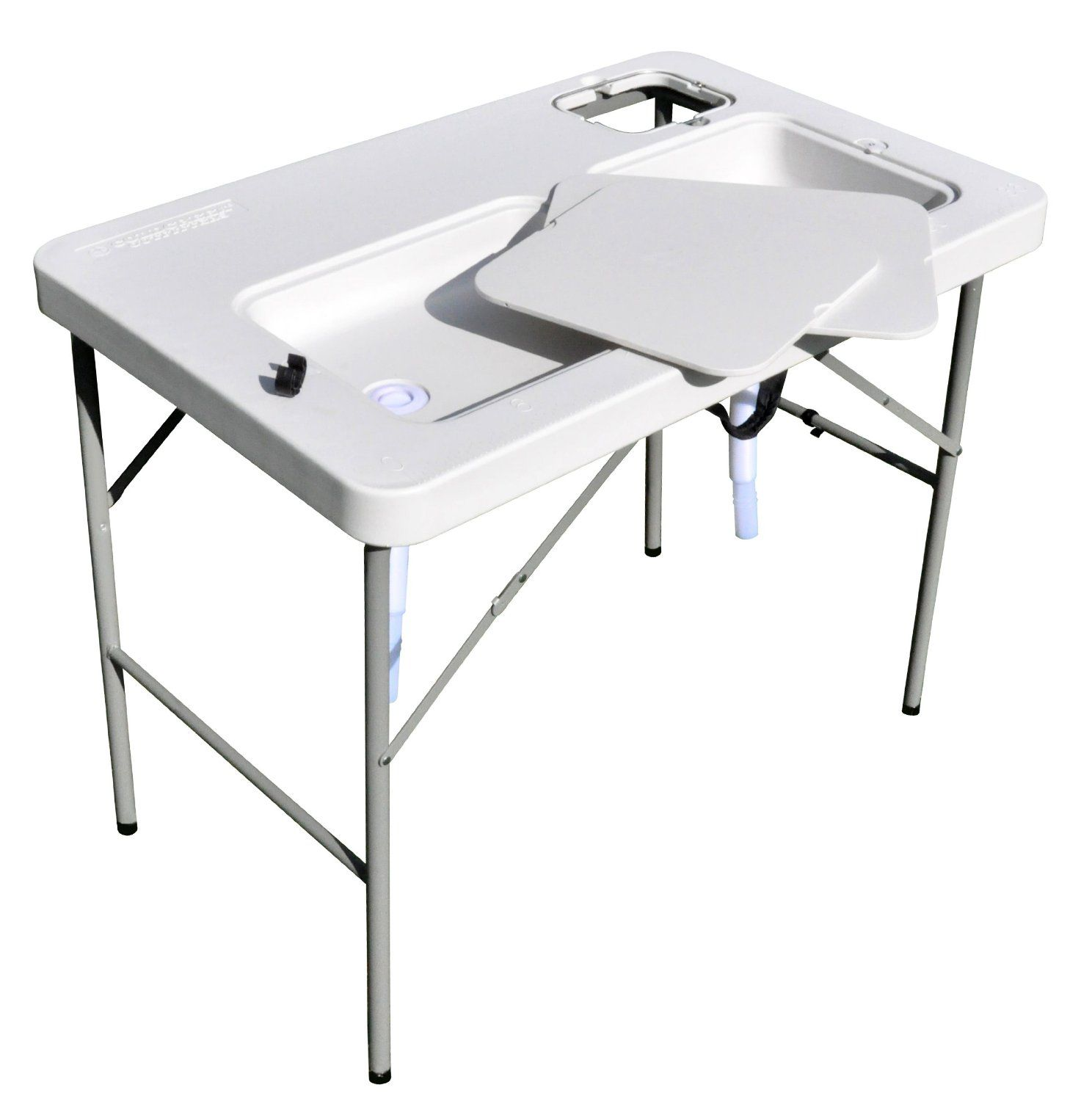 Coleman fish cleaning table re camping sink - 3 Best Portable Fish Cleaning Tables