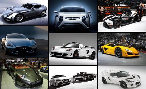 Top Cars Of All Time Awesome Stuff Pinterest Audi R Gt - Ten best sports cars