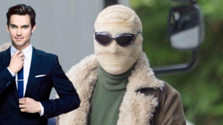 Matt Bomer Officially Cast As Negative Man In Doom Patrol With