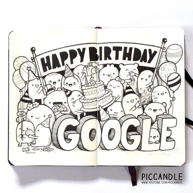 Happy Birthday Google ! :D