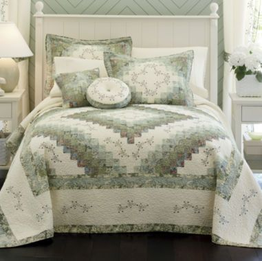 Home Expressions Cassandra Quilted Bedspread Accessories Bed Spreads Bed Comforter Sets Bedding Sets