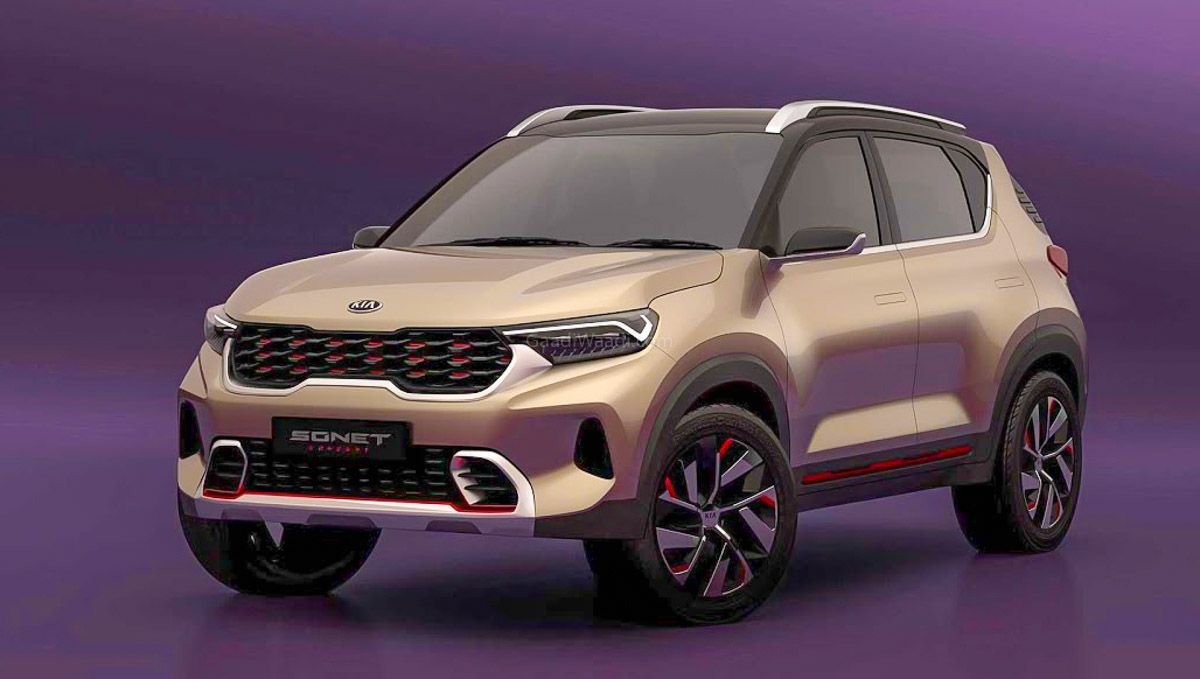 Kia Sonet Compact Suv Launch In August What To Expect In 2020 Compact Suv Kia Suv