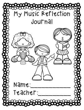 Music Reflection Response Journal: Writing to Learn in Music