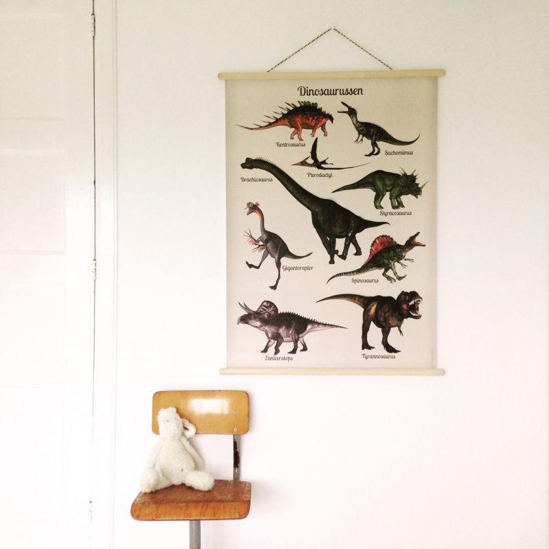 Afbeeldingsresultaat voor kinderkamer dinosaurus - Ideeën ...