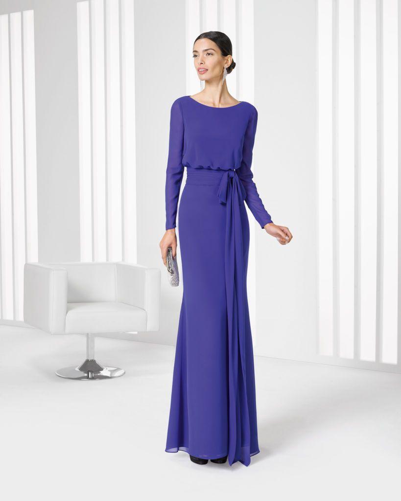 Vestidos de fiesta Rosa Clara Invierno 2016-2017| Colores | Wedding ...