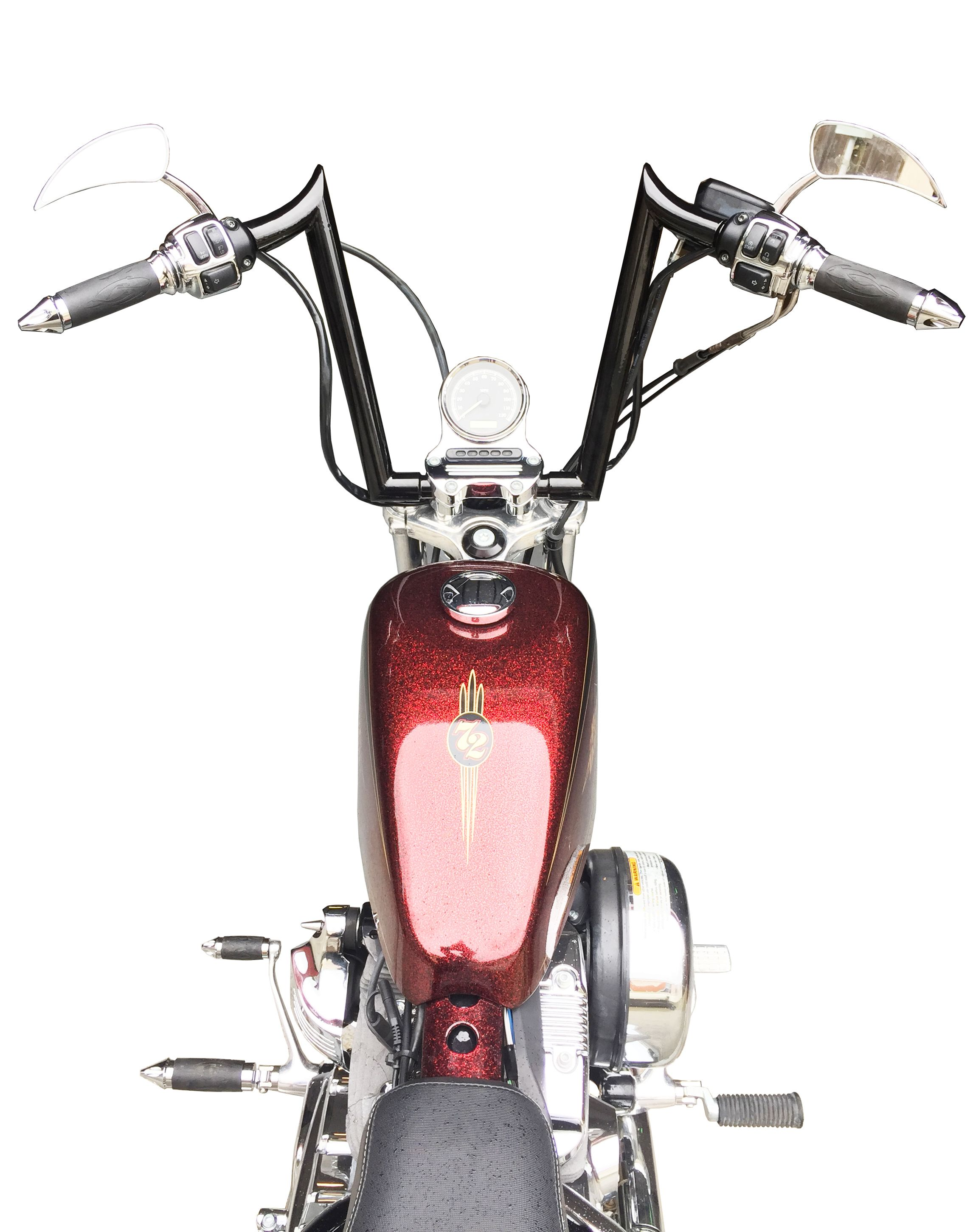 FMB CHOPPERS Came up with some bars that fit harley