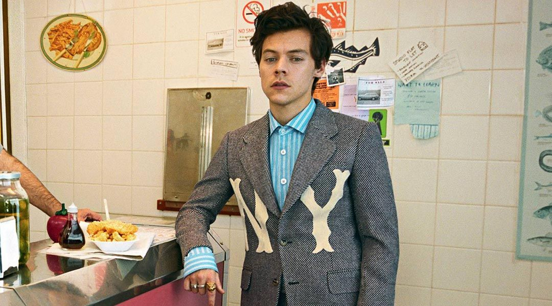 We Need To Talk About Harry Styles And The New Gucci Campaign