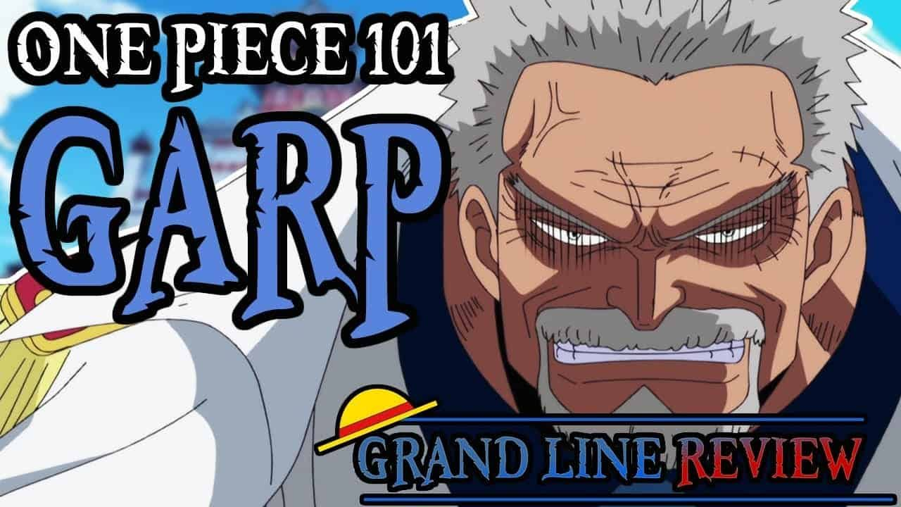 Garp explained one piece 101 video essay by