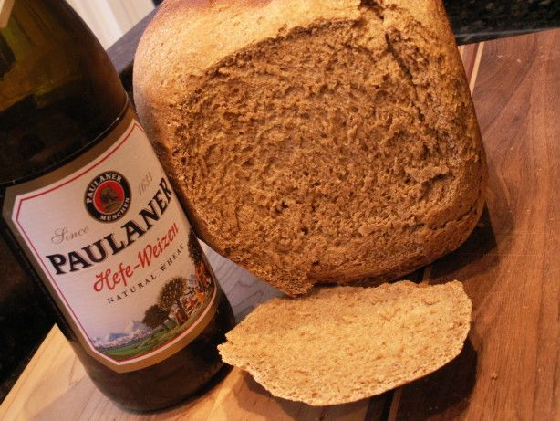 Bread Machine All-American Beer Bread 1-1 2 Pound Loaf) Recipe - Food.com