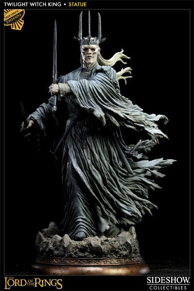 Sideshow Collectibles - Twilight Witch-king Polystone Statue