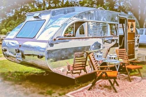 Airstream For Sale Bc >> 1948 Aero Flite | Vintage campers trailers, Travel trailer ...