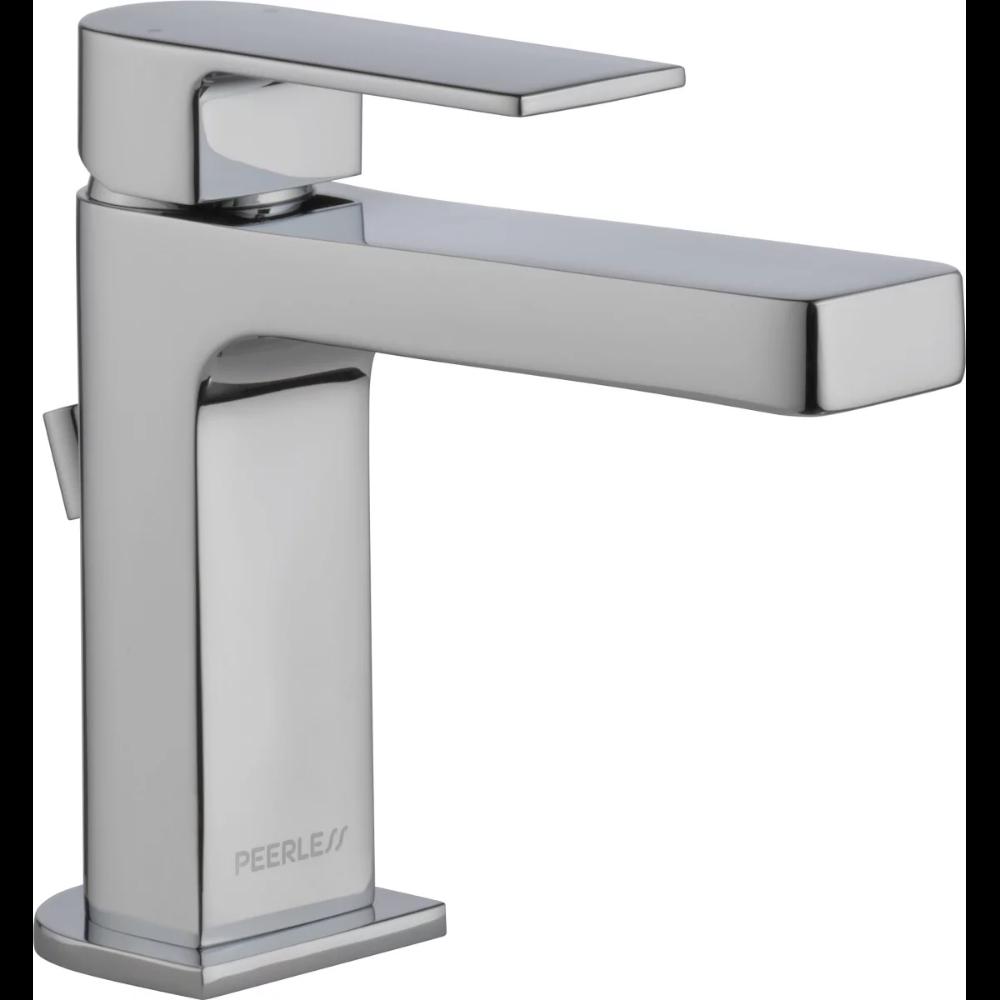 Peerless P1519lf Build Com In 2020 Single Handle Bathroom Faucet Bathroom Faucets Chrome Bathroom Faucets
