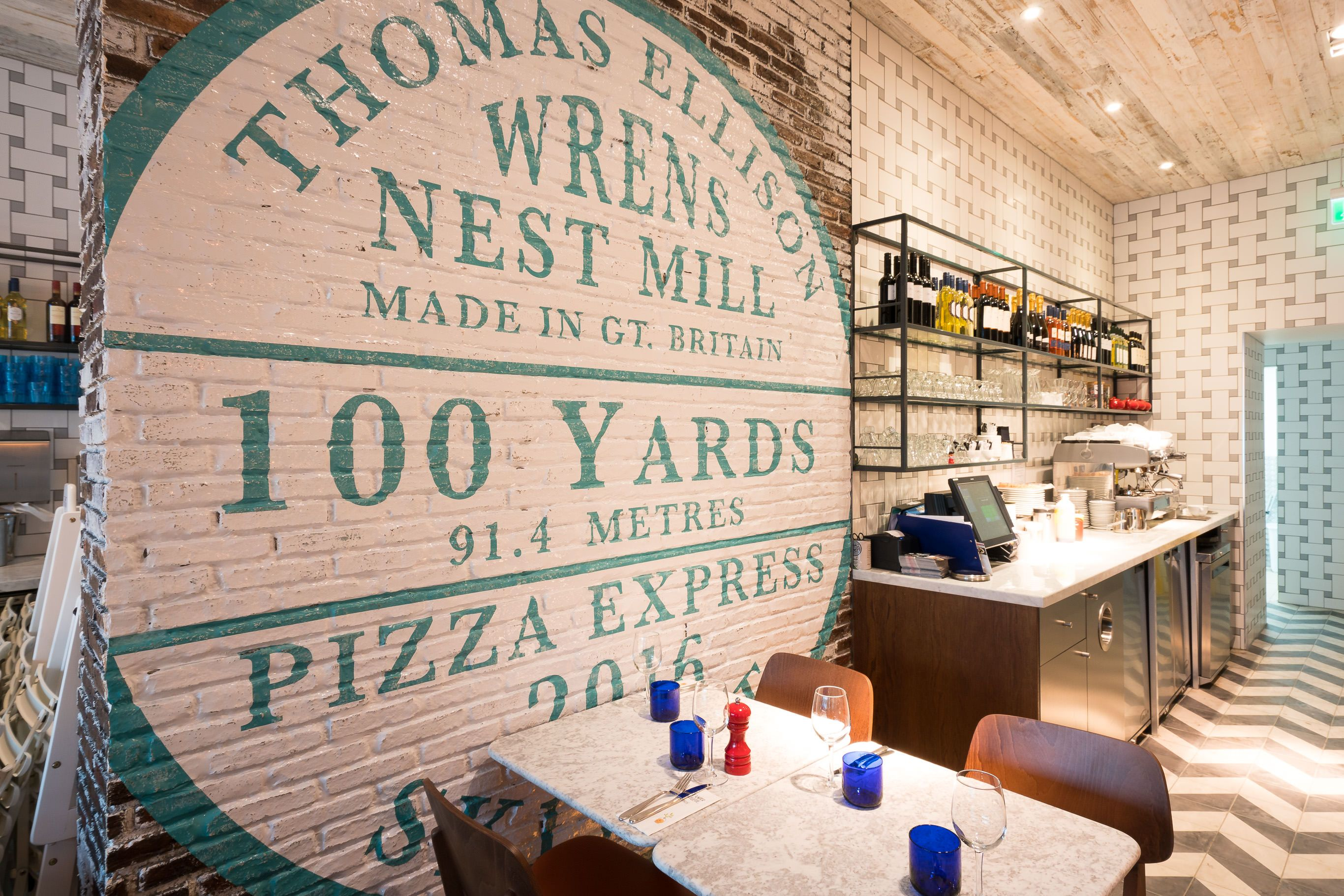 Pizza Express Glossop Restaurants Bars Design