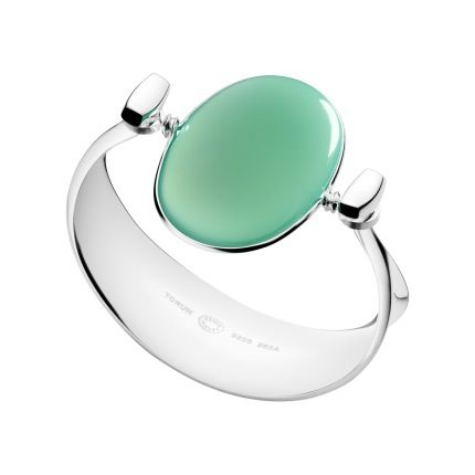 georg jensen this is a stunning dark emerald in real life photo