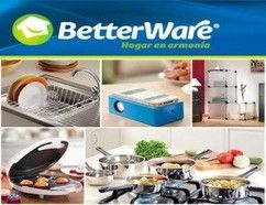 Betterware venta por catalogo de soluciones y productos for Catalogo de articulos de cocina