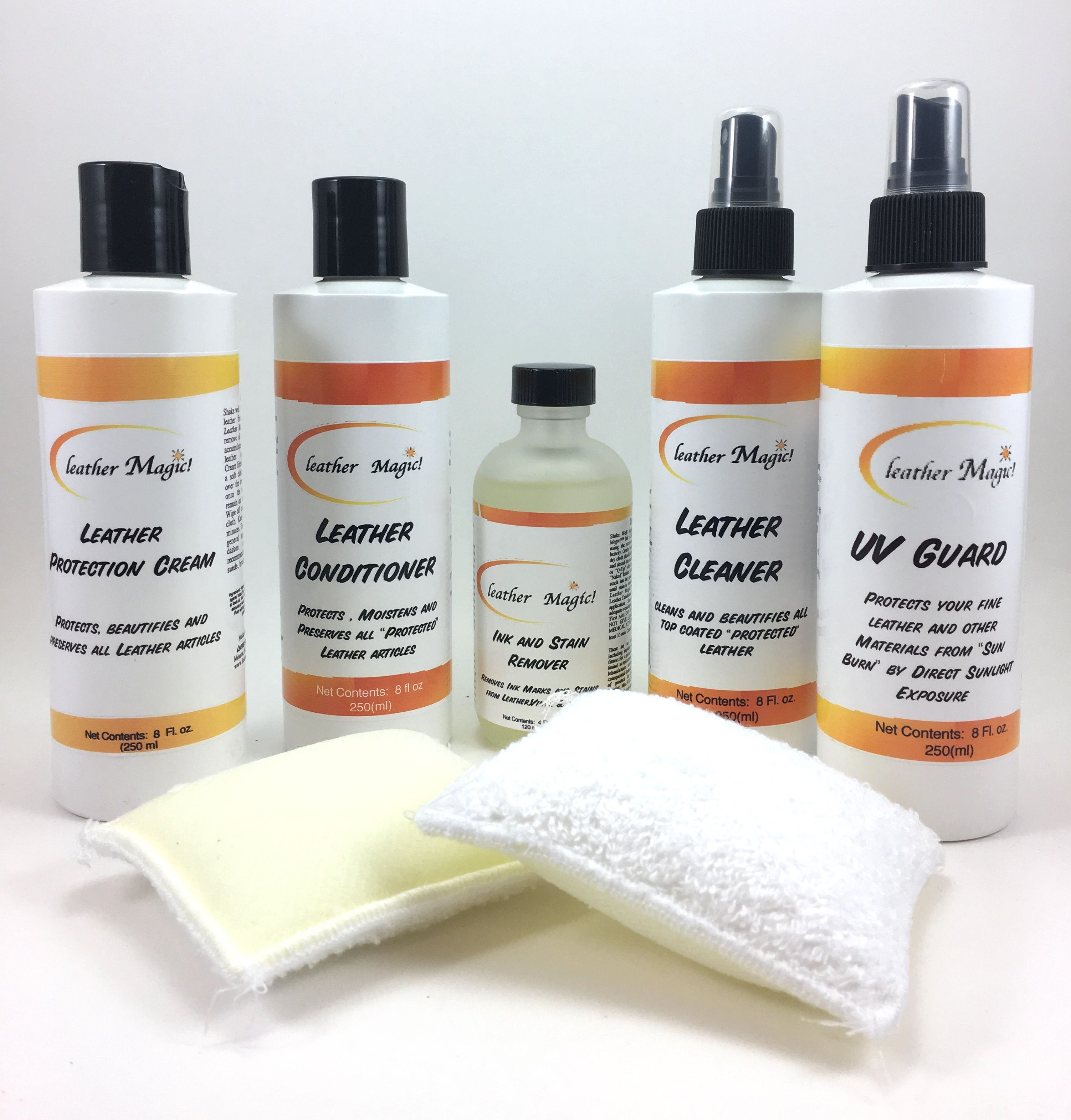 Total Leather Care Kit | Leather repair, Leather ...