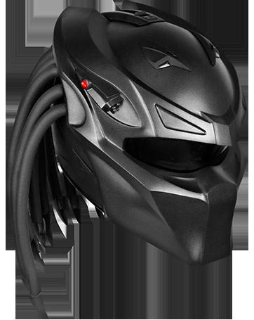the predator original helmet bikes helm motorrad. Black Bedroom Furniture Sets. Home Design Ideas