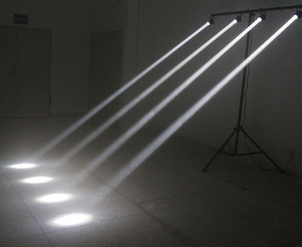Free ship 3w led white beam spotlight dj bar dance party for Spotlight design