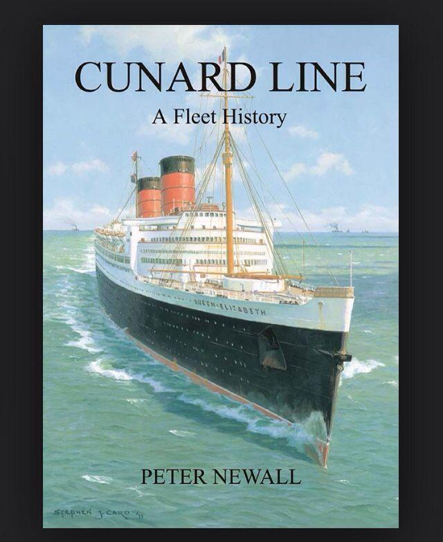 Cunard Fleet History: Robert Newall