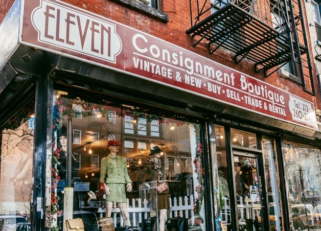 Twelve Of New York City S Best Consignment And Resale