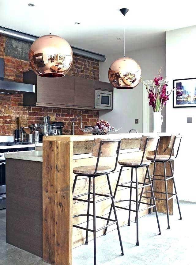 28 beautiful breakfast bar ideas for small kitchens ideas