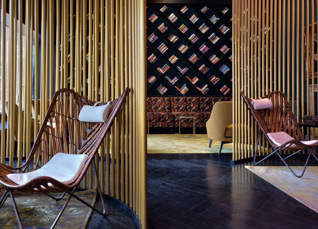 Brown Hotels Opens Its Largest Property Yet The Lighthouse In Tel Aviv Design Milk