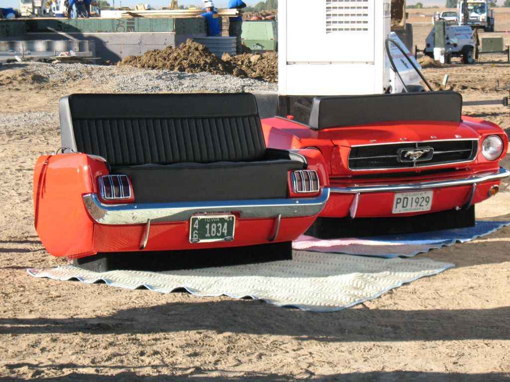 Mustang Pool Table The Source Ford