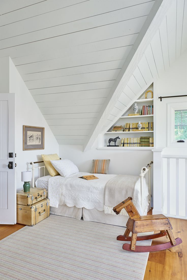 How to turn your old attic room