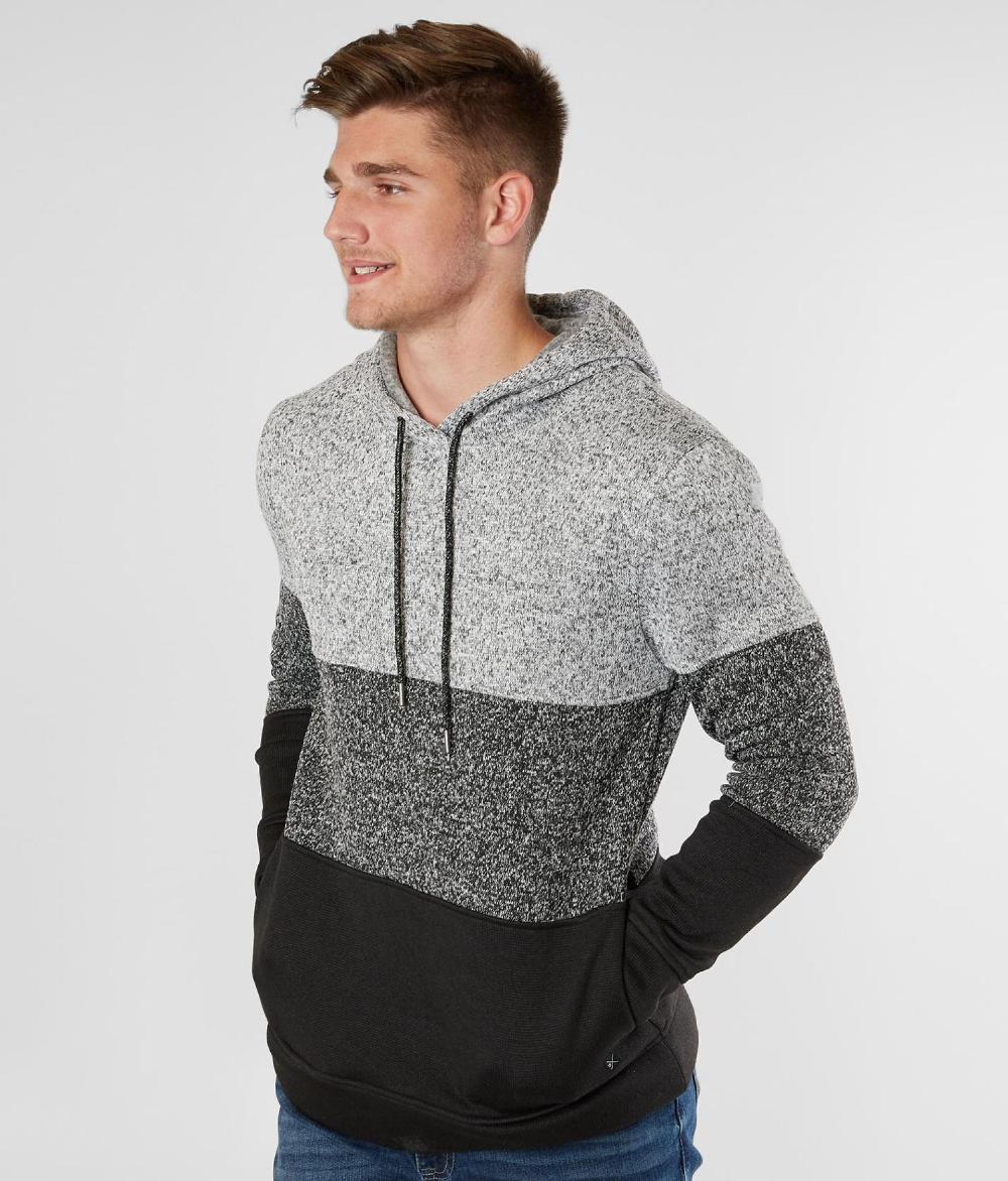 Departwest Cozy Hooded Sweatshirt Men S Sweatshirts In Black Buckle Hooded Sweatshirt Men Hooded Sweatshirts Mens Sweatshirts [ 1172 x 1000 Pixel ]