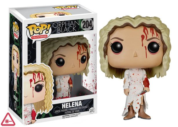 Want. Exclusive: Funko Announces ORPHAN BLACK Pop! Figures | Helena
