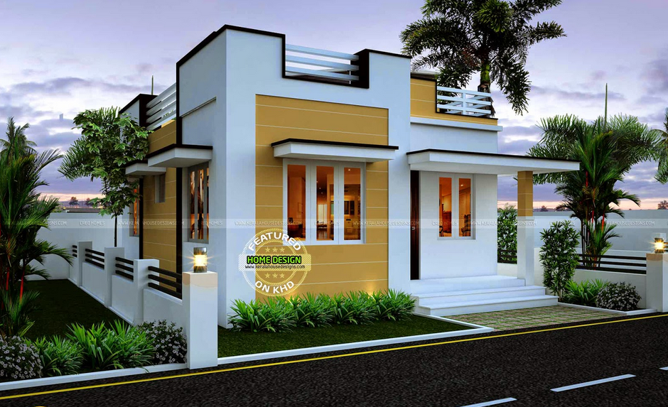 20 Photos of Small Beautiful and Cute Bungalow House Design Ideal ...