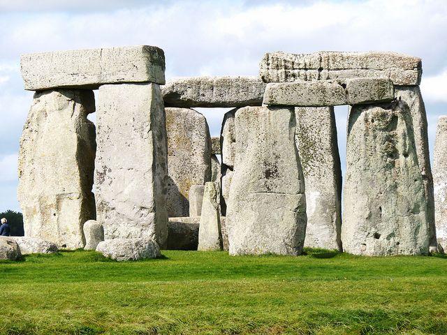 Prehistoric site in S. England