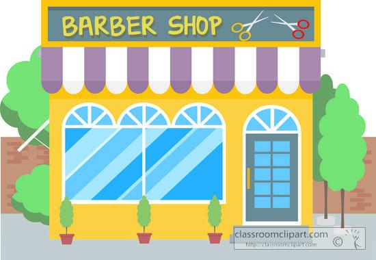 barber shop building clipart 033 jpg graphics pinterest shop rh pinterest com barber shop clipart barber shop images clipart