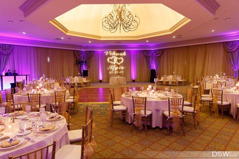 Wedding reception at Rosen Shingle Creek in Orlando, Florida