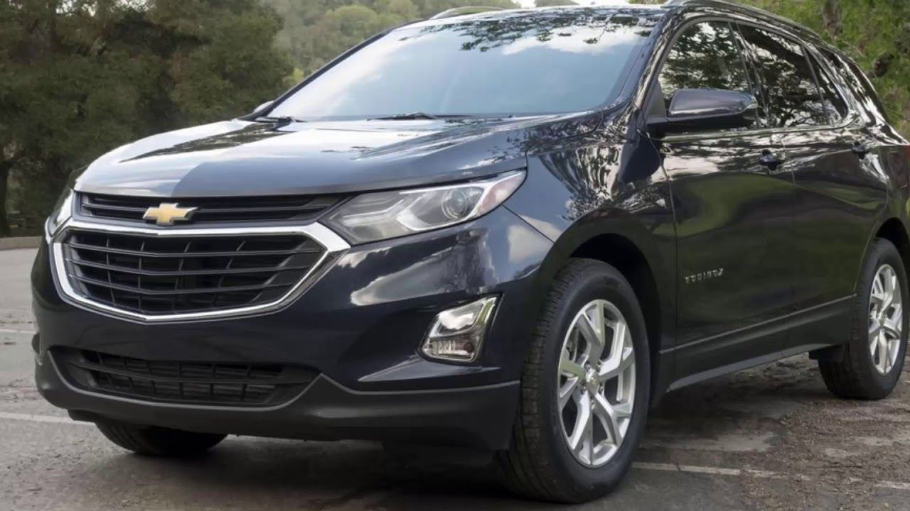 2019 Chevrolet Equinox Model Overview Chevrolet Equinox