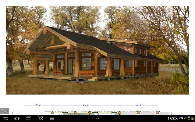 Gold Rush By Pioneer Log Homes Log Cabin Plans Log Home Plans Stone House Plans