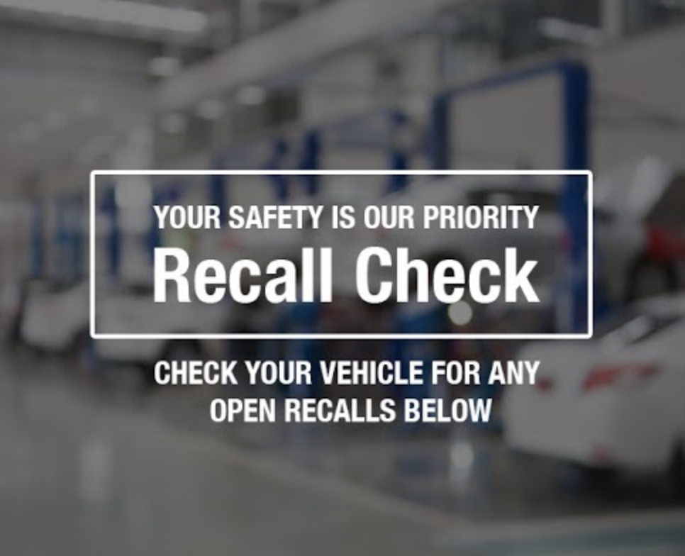 Check Your Vehicle Online Now And See If It Is Eligible For Recall Service Call Our Recall Support Line 714 477 7178 Why Remedy Yo Car Wash Vehicles Lounge Areas