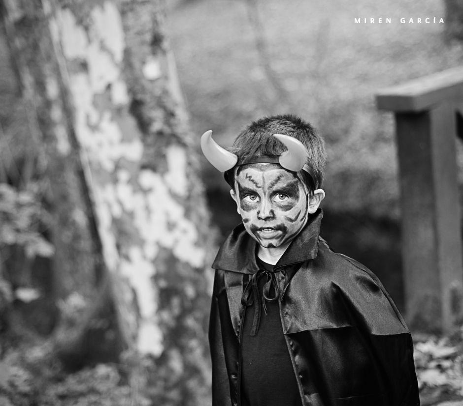 Mini sesión Halloween kids.