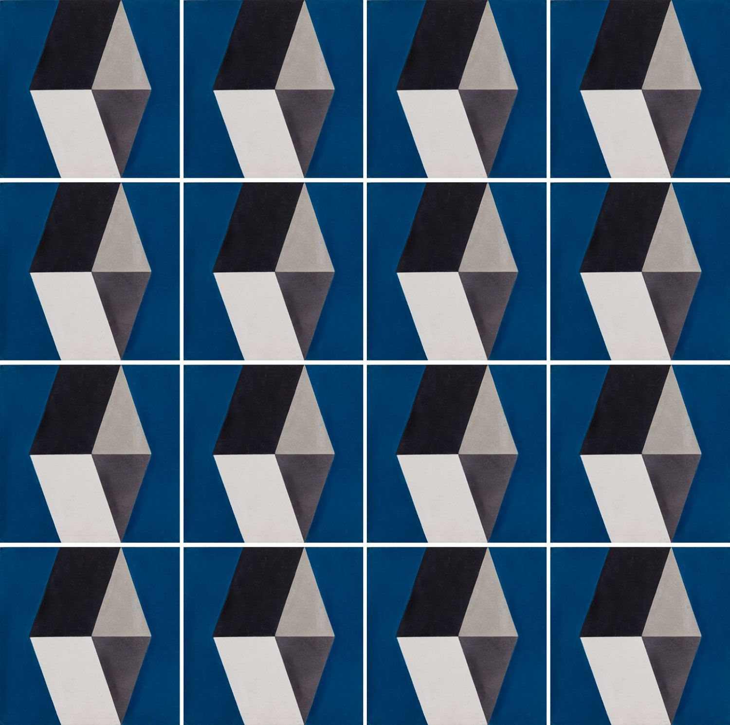 Self Expression Through Geometric Tile Geometric Tiles Square