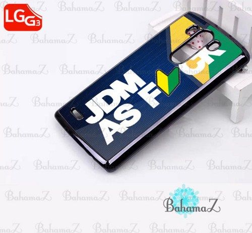 Jdm As Fuck Soshinoya Wakaba LG G3 Case Cover